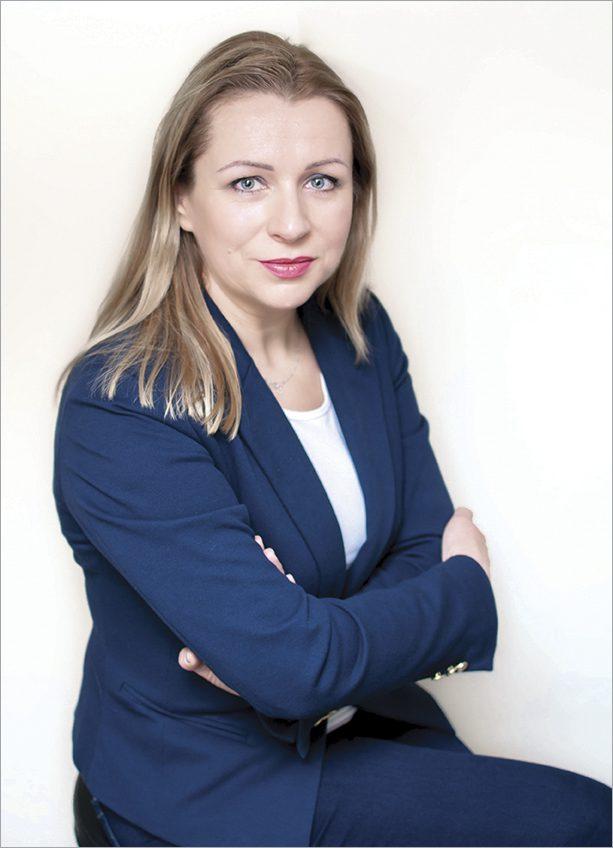 Członek Zarządu Agnieszka Łyda