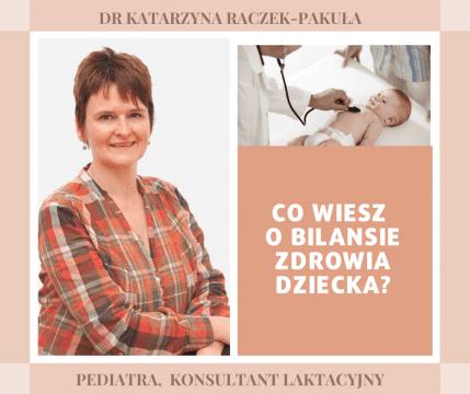 """Co Wiesz O Bilansie Zdrowia Dziecka? Blog Centrum Medyczne """"Żelazna"""""""